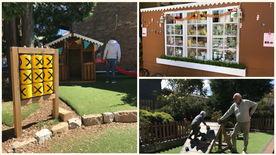 The Gingerbread House in Katoomba - a treat for the kids