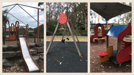 Passmore Reserve Playground, North Manly