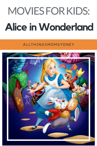 Alice in Wonderland has recently become one of my daughter's favourite movies. I'm talking the original Alice in Wonderland, the 1951 cartoon movie. It was one of my favorites growing up so it's really special to enjoy this with her.