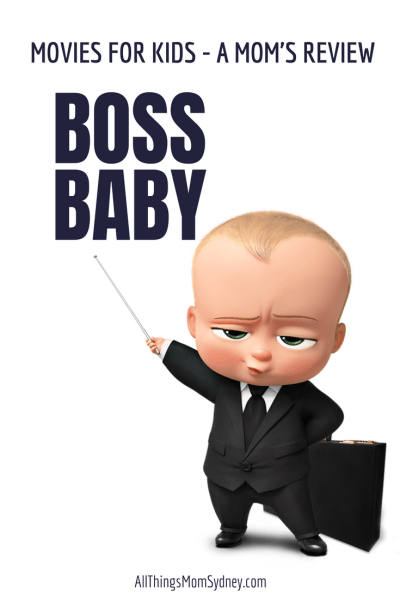 I think I've now watched Boss Baby about 45 times.  This post addresses the plot, age appropriateness and the other concerns that have been raised by other families having watched the movie.