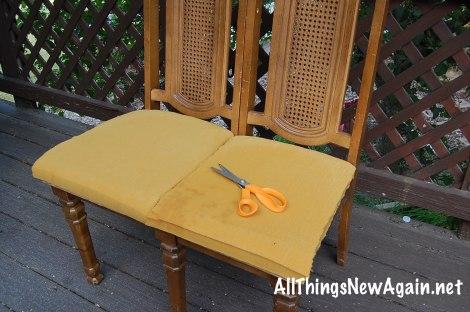 chair_new foam seat
