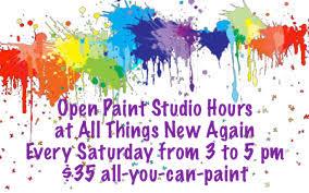 open studio hours graphic
