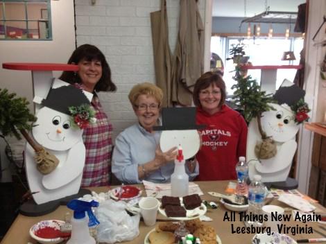 Mr Frosty workshop_group shot