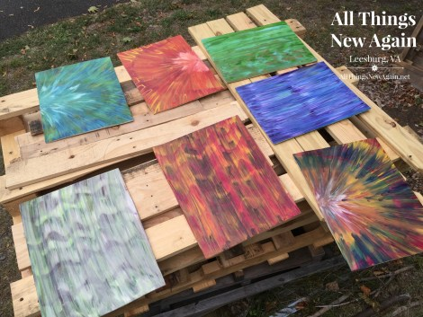 Learn How to Use Unicorn Spit Class at All Things New Again in Leesburg, VA