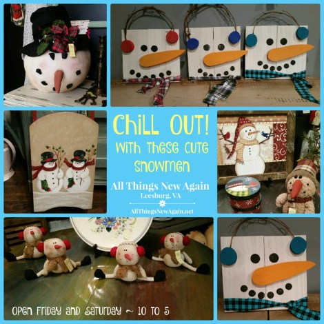 Chill Out_Snowman Ad
