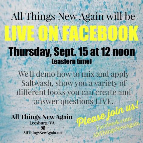 FB Live Demo ad