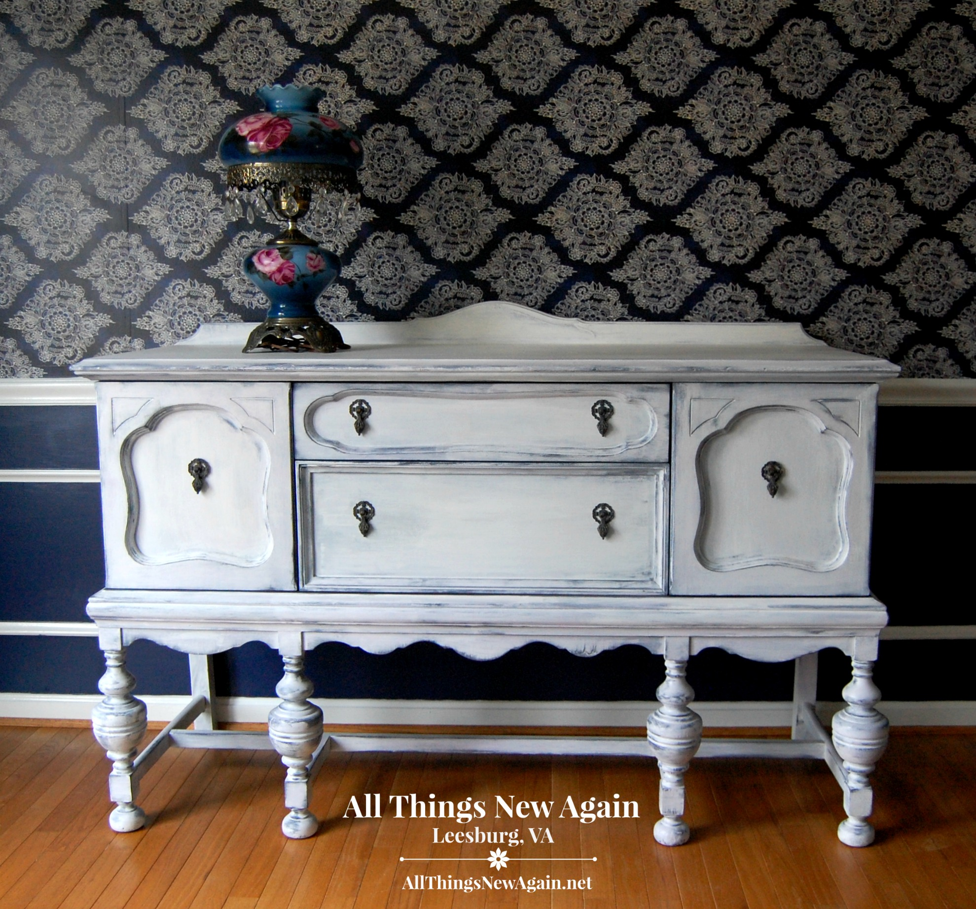 My Favorite Piece Of Furniture I Have Ever Painted. Ever!
