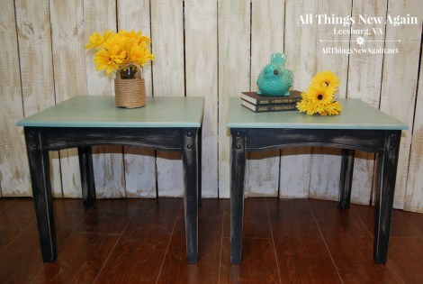 Dixie Belle Paint | Chalk and Mineral Paint | Vintage Duck Egg | Painted Furniture Makeovers | All Things New Again, Leesburg VA