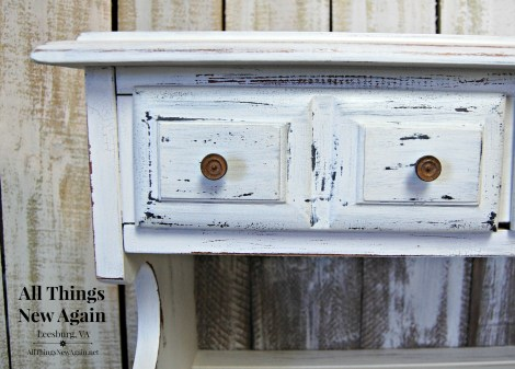 Dixie Belle Paint Co. | Patina Collection | How to Make Hardware Look Vintage | Rusty Hardware | Rusty Knobs and Drawer Pulls