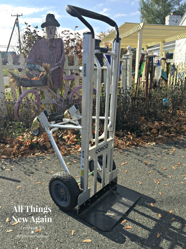 Cosco Hand Truck | Every furniture painter needs one of these!
