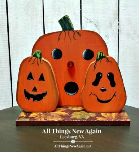 Virtual Paint Party | Online Painting Workshop | Paint a Pumpkin