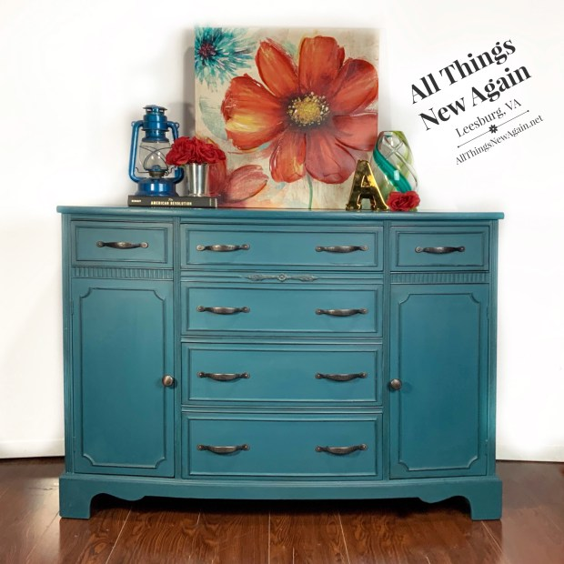 All Things New Again in Leesburg, VA offers custom furniture painting services. Contact us for a free estimate.