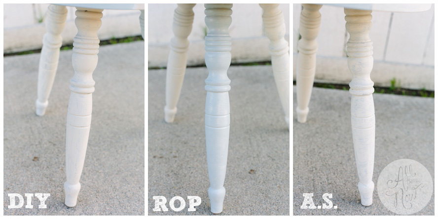 Chalk Paint Comparison- DIY vs. Annie Sloan050
