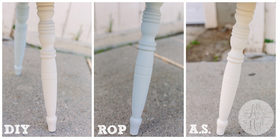 Chalk Paint Comparison- DIY vs. Annie Sloan052