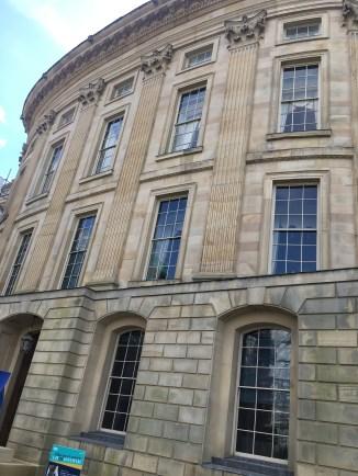 Exhibit entrance - Chatsworth house