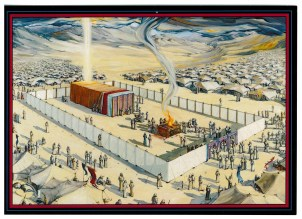 Moses Tabernacle in the Wilderness