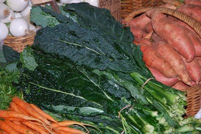 CAVOLO NERO and three ways to cook it