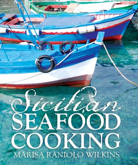 Sicilian Seafood Cooking cover
