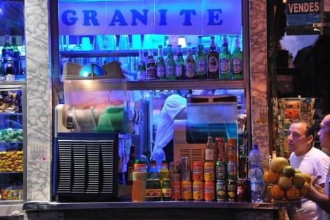 Palermo granite stall_go_