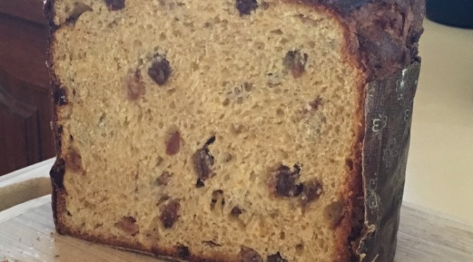 ABOUT PANETTONE AND SOURDOUGH