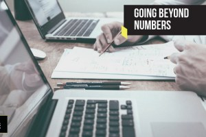 Going Beyond Numbers