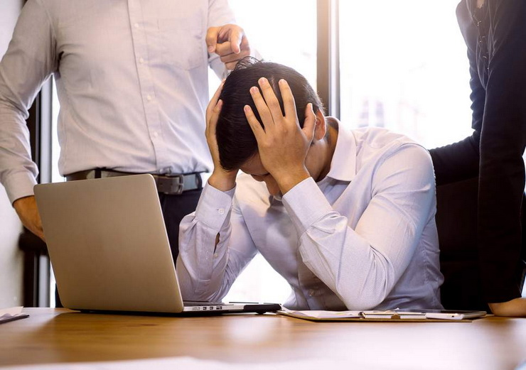 Blame Game Workplace Bullying