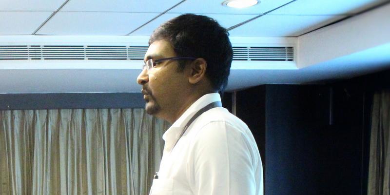 Christopher Anand - Bengaluru
