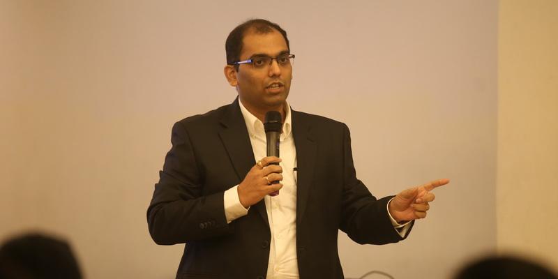 Mr. Anoop Kamat –Mumbai