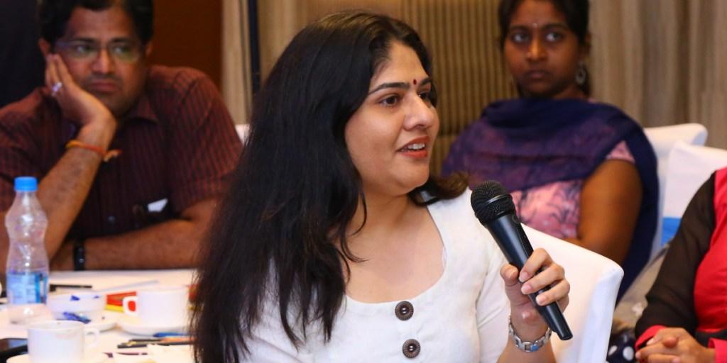 Pooja Joshi- Hyderabad