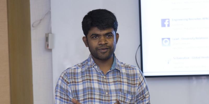 Pradeep Desu - Hyderabad