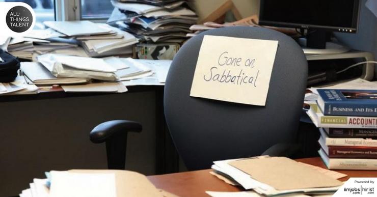 Benefits Of Sabbaticals