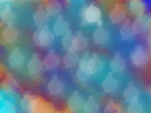 Blue Glass Blur