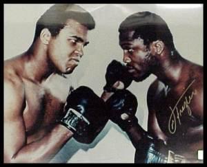 Frazier vs Ali