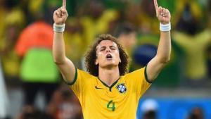 David Luiz worship