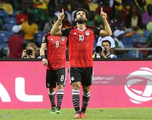 Salah and Islam salute