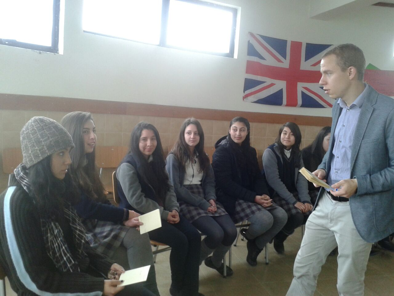 Teaching English In Chile 3 All This World S A Stage