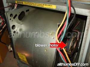 How to Replace a Trane Blower Motor  Part 2  AllThumbsDIY