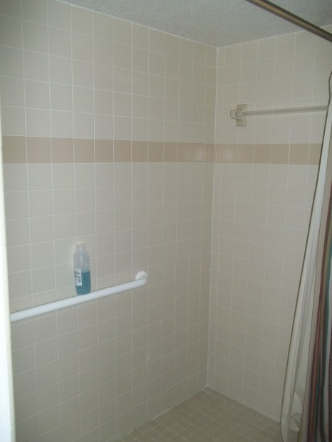 Shower Remodel - BEFORE