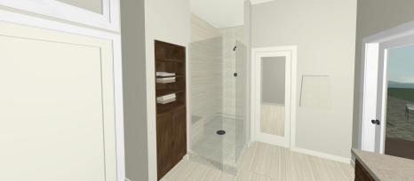 Bathroom Digital Plan - BEFORE