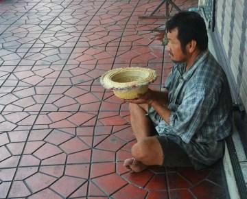 A beggar - Short Story about kindness