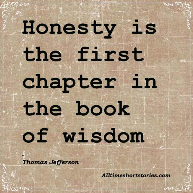 Quote about Honesty