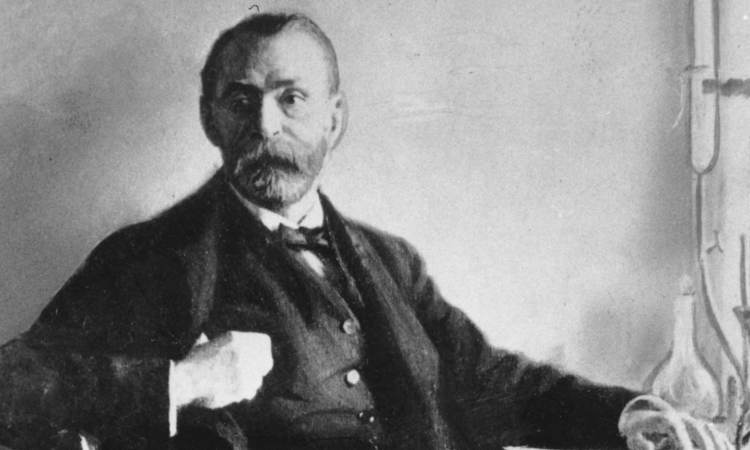 Short story about Alfred Nobel