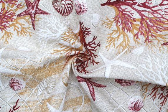 tissu bachette coton imprime plongee rouge au metre de qualite tissu au metre tissu pas cher alltissus com