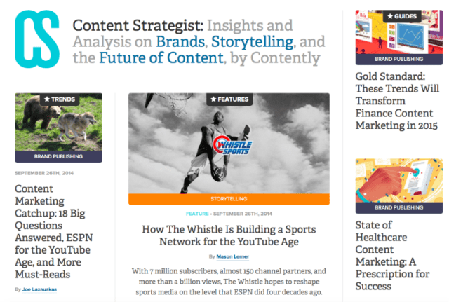 contently blog