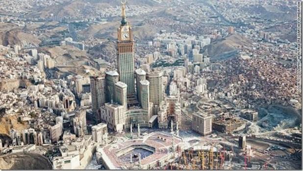 Abraj Al Bait, Mecca