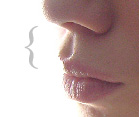You Have a philtrum