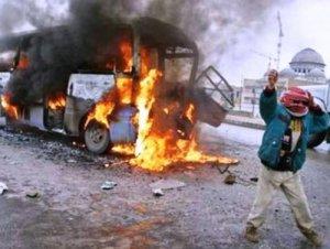 Top Ten Most Dangerous Countries in 2014- IRAQ