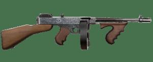 2nd Most Dangerous Gun in the world : Thompson M1921 Sub-machine Gun