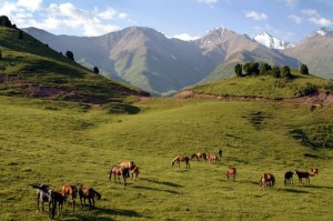 Ferghana Valley, Uzbekistan, Kyrgyzstan, Tajikistan