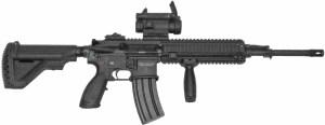 Heckler and Koch HK416 Assault Rifle